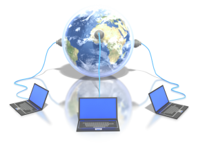 Image of the world online