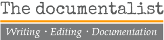 The Documentalist logo